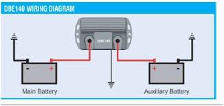 mercruiser alternator wiring in dual battery isolator need some