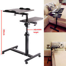 adjustable movable laptop table portable laptop table ebay
