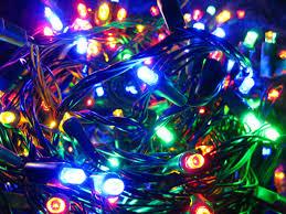 christmas lights minimalist warm white led christmas lights