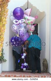 baloons delivered osbourne has balloons delivered to his house to celebrate