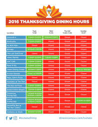 state dining on check out the thanksgiving dining