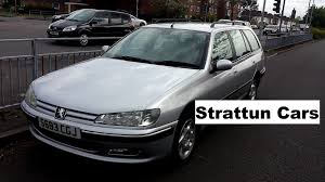peugeot estate cars 1998 peugeot 406 estate overview youtube