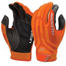 worth legit worth legit slowpitch batting gloves 1 pair sports