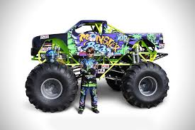 suzuki monster truck mini monster truck might be coolest ever can still be used to