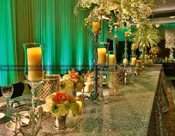 simply elegant centerpieces glass wedding decorations for tables
