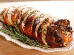 turkey roulade recipe ree drummond food network