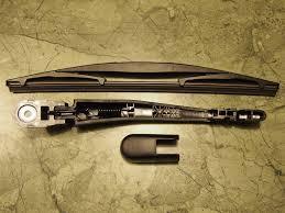 nissan rogue windshield wipers nissan pathfinder r51 2005 2015 suv rear window windshield wiper