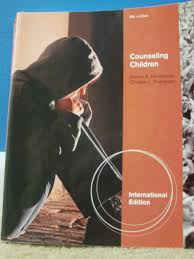 Counseling Children 8th Edition Henderson Counseling Children Donna A Henderson Charles L Thompson