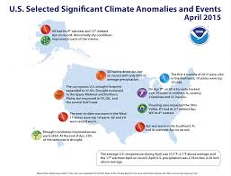 Weather Florida Map by National Climate Report April 2015 State Of The Climate