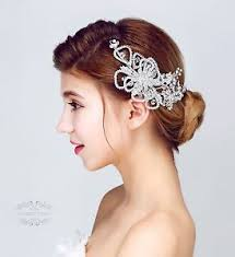wedding hair clip handmade wedding hair accessories bridal hair pins