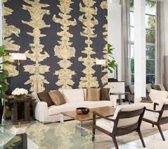 Kelly Wearstler Wallpaper by Porter Teleo Ink Blot Wallpaper Interior Design Pinterest