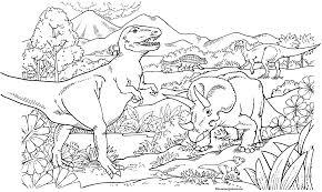 dinosaur tyrannosaurus rex ankylosaurus leptoceratops