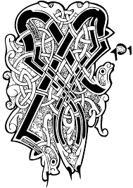 celtic knot coloring pages printable coloringstar