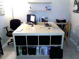 Diy Ikea Desk Ikea Desk Ideas Large Computer Desk Best Two Person Desk Ideas On
