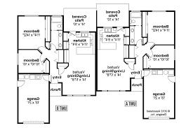 Duplex Townhouse Plans Craftsman House Plans Torrington 60 010 Associated Designs