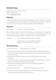 Resume Template Australia For Students Simple Resume Examples For College Students Simple Student Resume