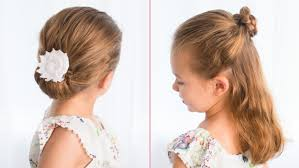 easy hairstyles for girls that you can create in minutes today com
