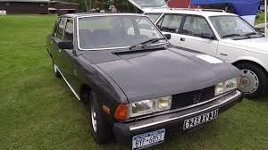 peugeot cars 1985 1985 peugeot 604 gti youtube