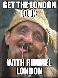 Get The Rimmel Look Meme - un categorized get the london look with rimmel london weknowmemes