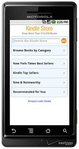 kindle for android kindle and nook android apps a on look pcworld