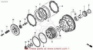 honda cbr parts honda cbr900rr 1995 s usa california clutch schematic partsfiche