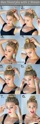 10 hairstyle tutorials for dirty hair that u0027s not washed gurl com