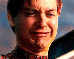 Crying Meme Gif - spider man crying gif find share on giphy