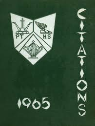 yearbook reprints 1965 pemberton township high school yearbook online pemberton nj