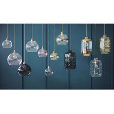 Glass Ceiling Lights Glass Pendant Lights Lighting Graham And Green