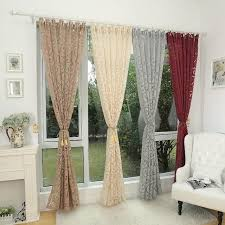 Creative Curtain Ideas Modern Living Room Curtains Design Window Curtain Designs Photo
