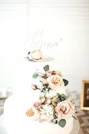 wedding cake flower flower wedding cakes