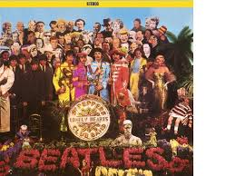 sargeant peppers album cover sgt pepper s lonely hearts club band así sucedió