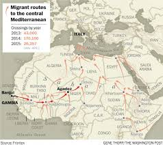 Gambia Africa Map by Tiny Gambia Has A Big Export Migrants Desperate To Reach Europe