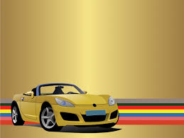powerpoint themes free cars sport car powerpoint templates car transportation yellow free