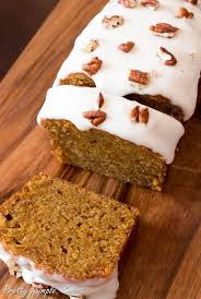 carrot cake loaf with pecans for 2014 thanksgiving food dessert