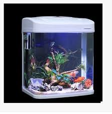 Fish Tank Desk by Minjiang R3 238 Mini Eco Glass Fish Tank Aquarium Goldfish Bowl