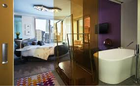 Extreme Bathrooms Extreme Wow Suite W New York Times Square