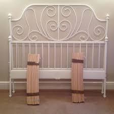 king size bed frame ikea leirvik white metal bed frame luroy