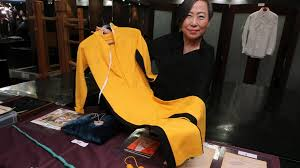 bruce yellow jumpsuit bruce of jumpsuit up for auction south china