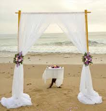 wedding arches ideas pictures fascinating and coastal wedding arch ideas for image of