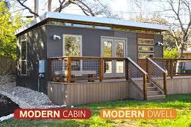 modern prefab cabin kanga room systems