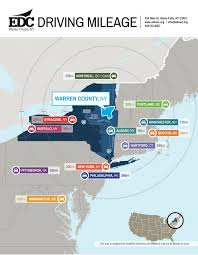 New York And Boston Map by Warren County Edc Business Advantages Of Warren County New York