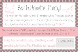 bachelorette party invitation wording simple bachelorette party invitation and black fonts sets