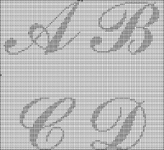 free cross stitch letter to print patterns patterns kid