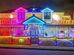 the house of lights melbourne christmas lights melbourne 2014 house out west aims to light up