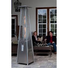 pyramid patio heater cover fire sense pyramid flame series propane gas decorative fire