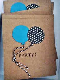 how to make invitations how to make a simple birthday invitation snapguide