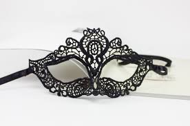 party mask free shipping 50 pieces lot luxury venetian black beige lace