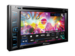 avh 270bt dvd receiver with 6 2