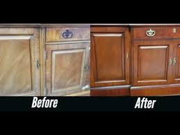 how to recondition wood cabinets how to restore sun damaged and faded wood furniture without refinishing